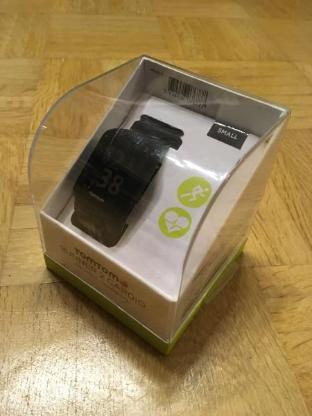 TomTom Runner 2 Cardio GPS Watch (grün/schwarz) - Weyhe
