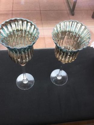 Pokal Tisch Windlichter - Bremen