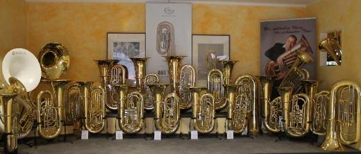 """Original Melton 2011 FA Tuba """"Gravity"""" 4 Ventile, Neuware - Bremen Mitte"""