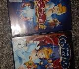 Disney Cinderella 2+3 - Sande