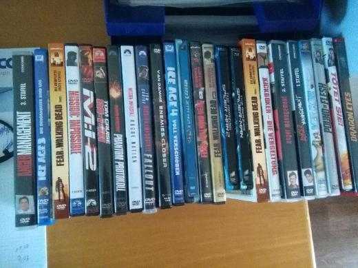 DVDs zu verkaufen - Bremen