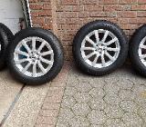 4 Alufelgen für verschiedene Range Rover, Jaguar, Volvo und Ford Modelle - Osterholz-Scharmbeck