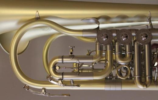 B & S Elaboration Konzert - Flügelhorn. Neuware inkl. Koffer - Bremen Mitte