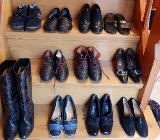 1 P- Stiefel 10 P-Damenschuhe Größe 35 - Ritterhude
