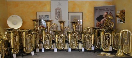 Besson New Standard Es - Tuba Neu inkl. Koffer - Bremen Mitte