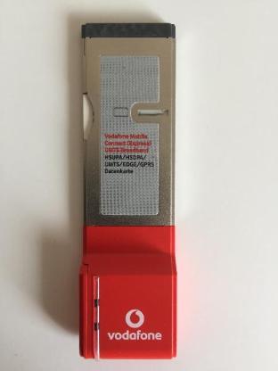 Vodafone Mobile Connect Card Express UMTS Broadband - Bremen