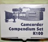 Camcorder Compendium Set K 100 für diverse Camcorder. - Achim
