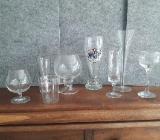 Gläser verschiedene - Syke