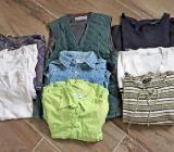 Paket Damenbekleidung 38 40 T-Shirts Bluse Kleid Weste Pullover - Bremen
