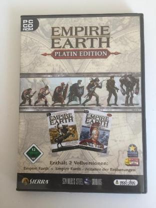 Empire Earth - Platin Edition - PC Spiel - Bremen