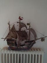 Altes Holzschiff/Handelsschiff oder alte Kogge gebraucht