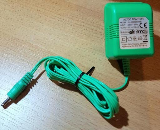 Yuhang Electric AC/DC Adaptor G350500100D - Verden (Aller)