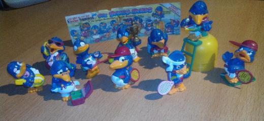 """Ü-Eier """" Bingo Birds """" Erscheinungsjahr 1996 - Verden (Aller)"""