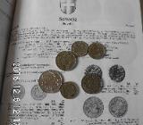 Münzen aus der Schweiz - Bremen Woltmershausen