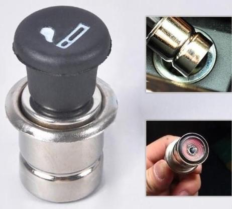 3 x Stück 12 Volt Auto Zigarettenanzünder Stecker - Verden (Aller)