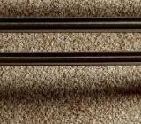 1 Wand Handtuchhalter verchromt, 40 cm lang. - Apen