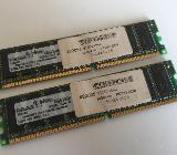 Infineon HYS64D64329GU-6-A, 512MB DDR RAM Speicher - Bremen