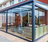 Terrassendach - Terrassenüberdachung aus Alu mit Stegplatten! - Zeven