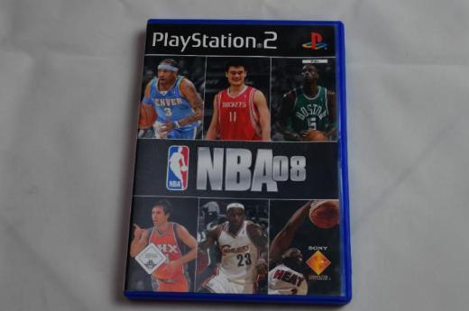 NBA 08 (Sony PlayStation 2, DVD-Box) - Emstek
