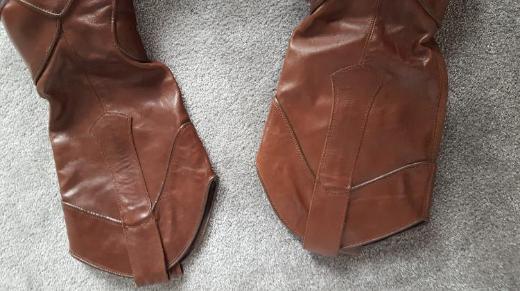 Schicker Stiefel der Firma BRONX, Schuhgröße 39 - Bremen