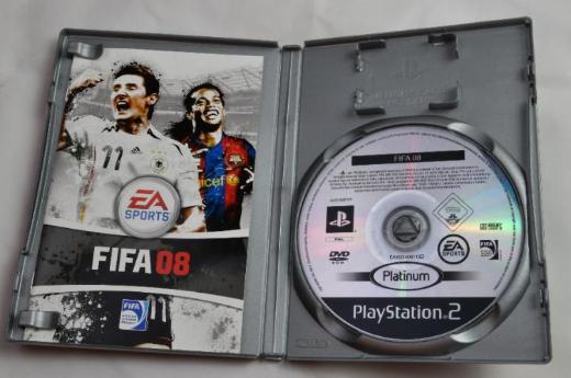 FIFA 08 ---PS2--- - Emstek