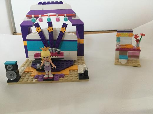 Lego friends Disko, sehr gut erhalten