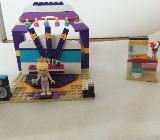 Lego friends Disko, sehr gut erhalten - Bremen Schwachhausen