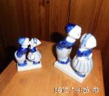 Original Delfter Blue Figuren - Bremen