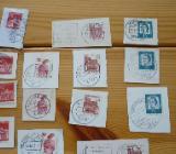 Briefmarken vom Bund (ab 1961) - Bremen