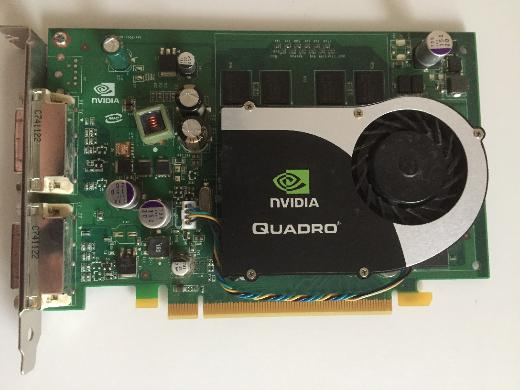 NVIDIA Quadro FX 570 – Grafikadapter - Bremen