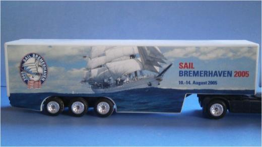 Werbetruck Sail2005 - Bremen
