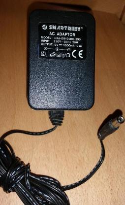 Netzteil UHER 4102037 AV 35-090-020T Output 9V - 200mA - Verden (Aller)