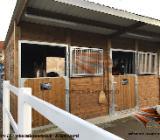 Aussenboxen, Pferdeställe, Pferdeboxen, Weidehütte, Offenstall, Pferdeunterstand, Weideunterstand - Bremen Borgfeld