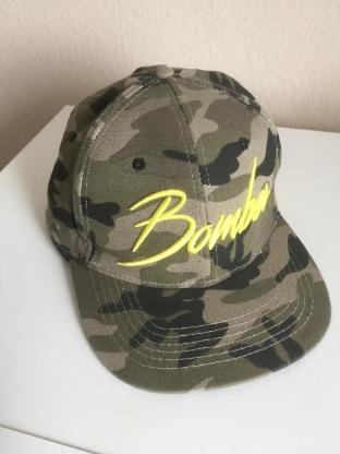 Basecap – Bomber