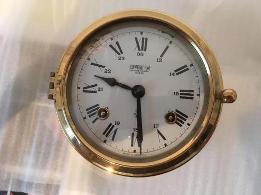 Wempe Cronometer-Glasenuhr - Wingst