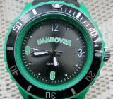 "Neue Sport-Marken-Armbanduhr für ""HANNOVER""-Fans, Silikonarmband! - Diepholz"