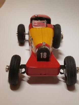 Schuco Bugatti IV Nr.18 - Bremen