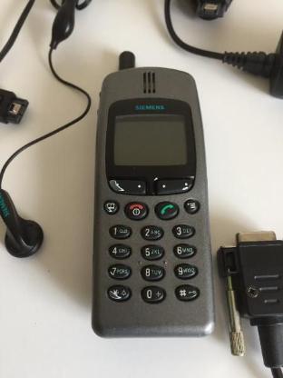 Siemens Handy S25 - Bremen