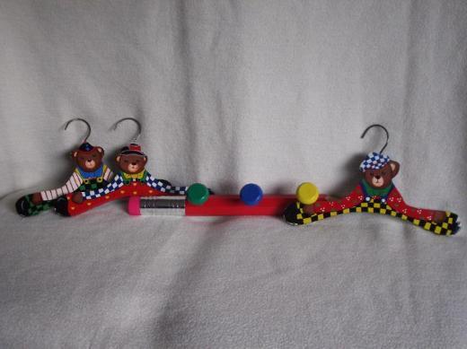 Kindergarderobe mit drei Bügeln - Osterholz-Scharmbeck
