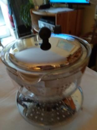 BODUM Teekanne mit Stoevchen sehr guter Zustand