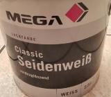 Mega 102 Classic Seidenweiss Lack / Farbe - 2,5l - Bremen