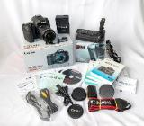 Canon EOS 60D Kit (Kamera + Objektiv) & Batteriegriff - Weyhe