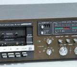 Dual C830 High End Tape Deck mit 3 Tonköpfen Hintergrundkontrolle - Verden (Aller)