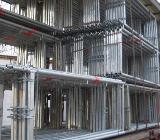 Gerüst gebrauchtes Baugerüst Verkauf + Versand - Cuxhaven