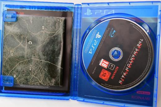 PS4--Metal Gear Solid V: The Phantom Pain [Day One Edition]-- - Emstek