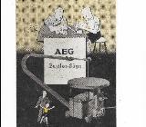 alte AEG Bastler-Säge - Thedinghausen
