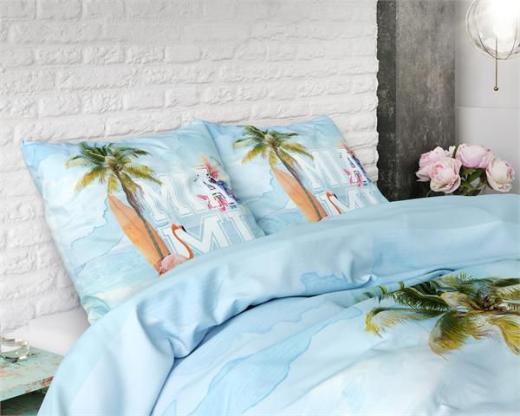 Bettwäsche Miami Summer Blue 240x220 ReVyt - Friesoythe