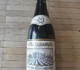 1 Flasche Vina Tarapaca Cabernet Sauvignon Chile 1982 Rarität - Achim