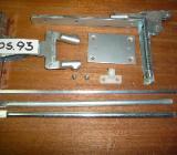 GU-Schere für Flachformöffner mit Flügelstütze,Ventus F81,K 11934,silberf.+weiß - Ritterhude