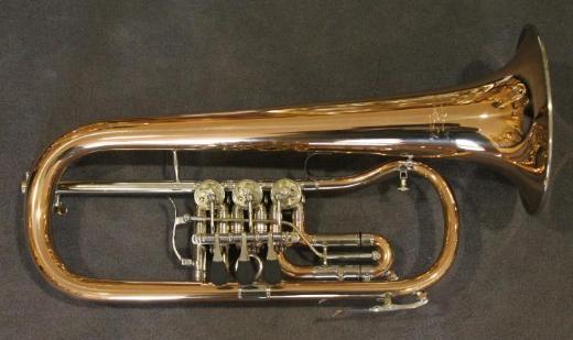 V. F. Cerveny Konzert - Flügelhorn, Mod. CVFH 702 R mit Koffer - Bremen Mitte